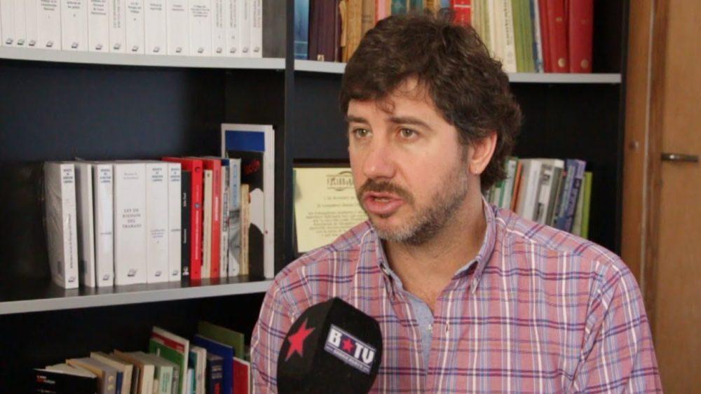 Matías Cremonte explica el rechazo de AAL a la reforma laboral
