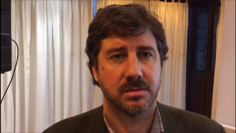 Matias Cremonte: «Macri ataca los derechos de los trabajadores»
