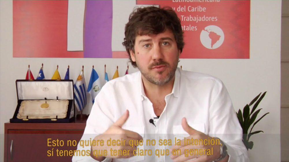 """Matías Cremonte: «Sin consenso, el gobierno avanza en una reforma laboral de hecho"""""""