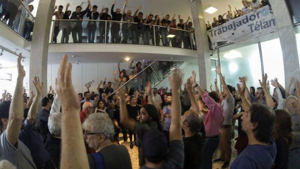 Laboralistas se solidariza con los despedidos de Télam