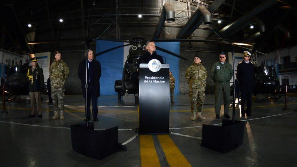 Preocupación por el nuevo rol de las Fuerzas Armadas