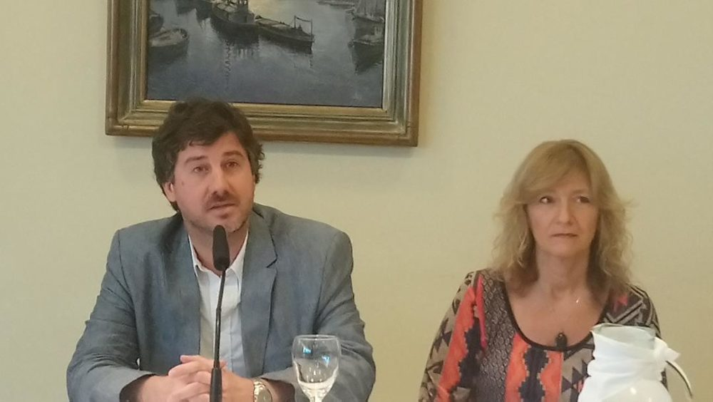 """""""Los laboralistas somos un eslabón de la resistencia"""", dijo Matías Cremonte"""