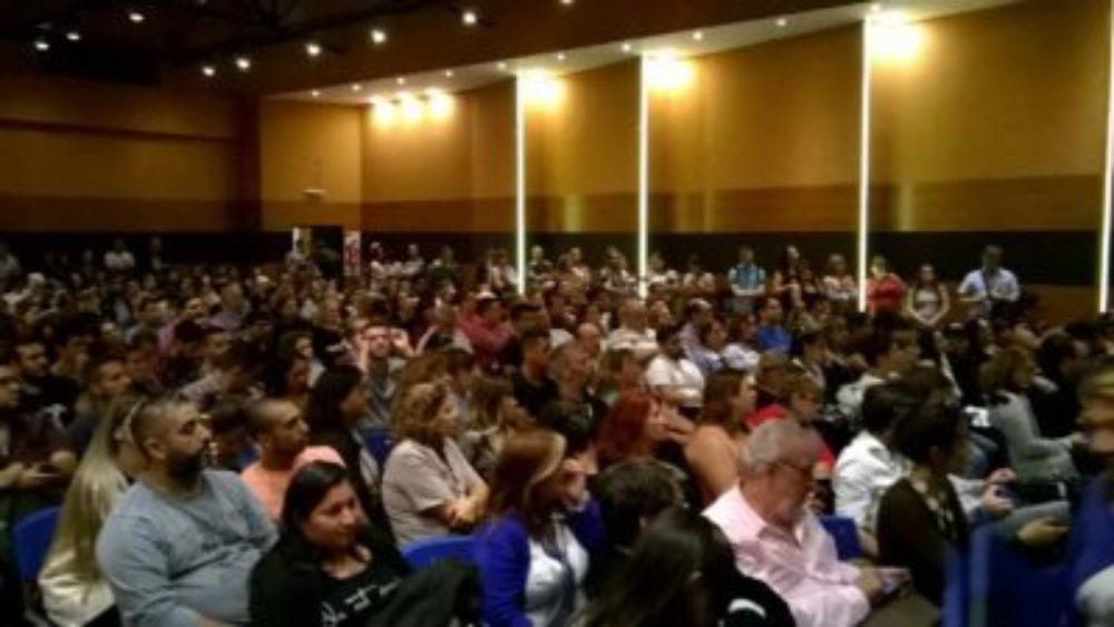 El mundo del trabajo se congrega en Mar del Plata