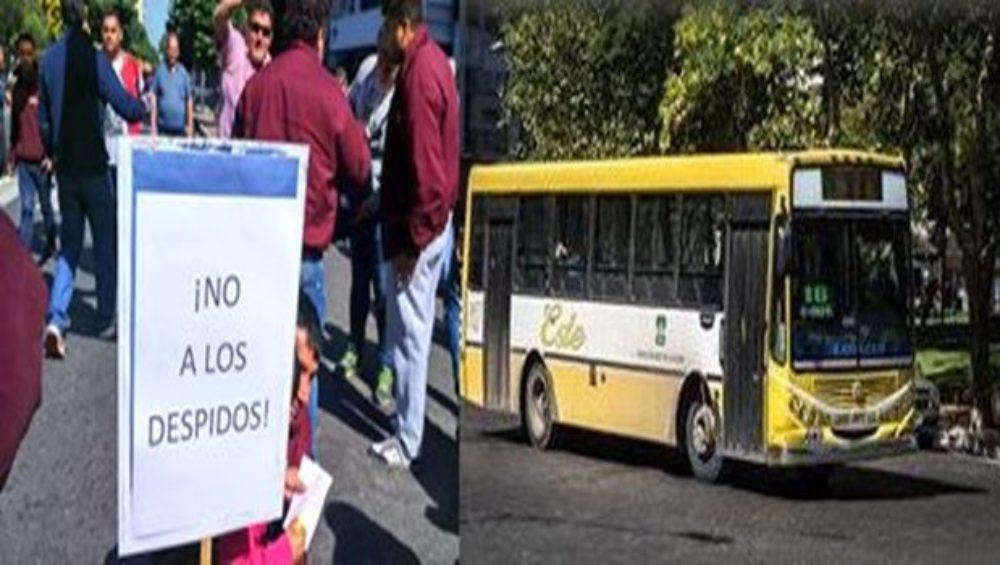 Repudio a la detención de trabajadorxs de la Línea Este