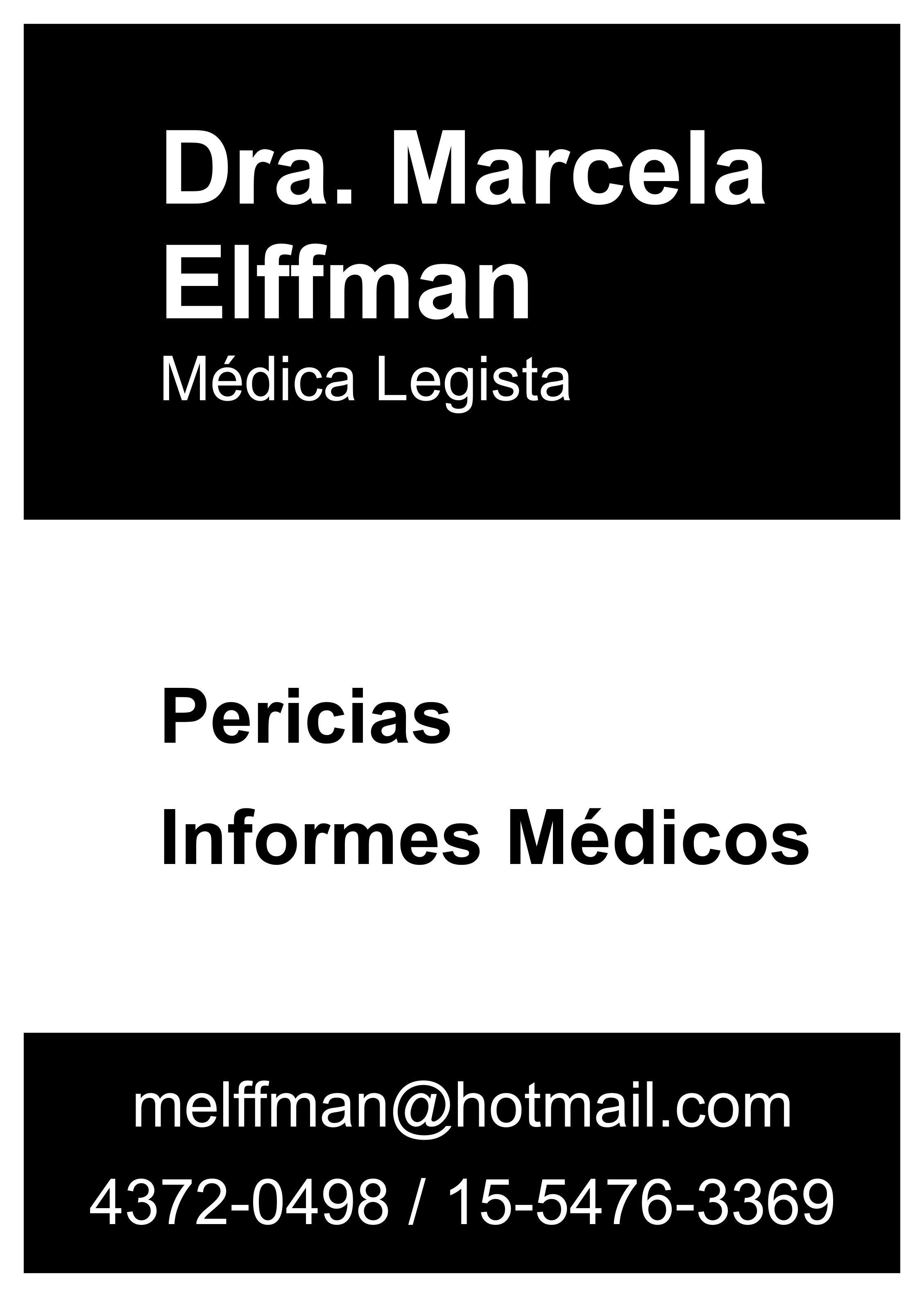 Marcela Elffman