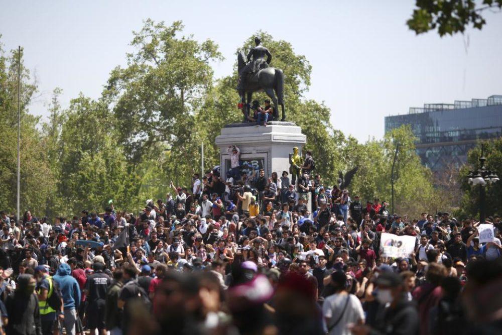 Solidaridad con el pueblo de Chile