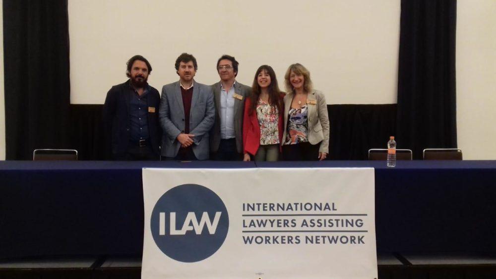 AAL presente en un Congreso Internacional, en México
