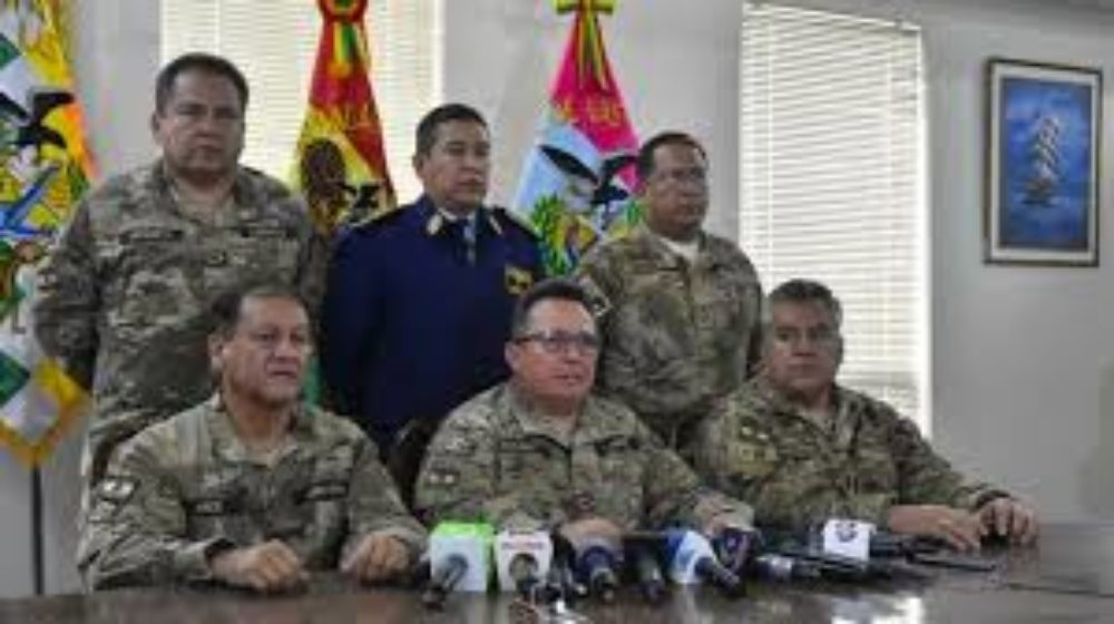 AAL repudia el Golpe de Estado en Bolivia