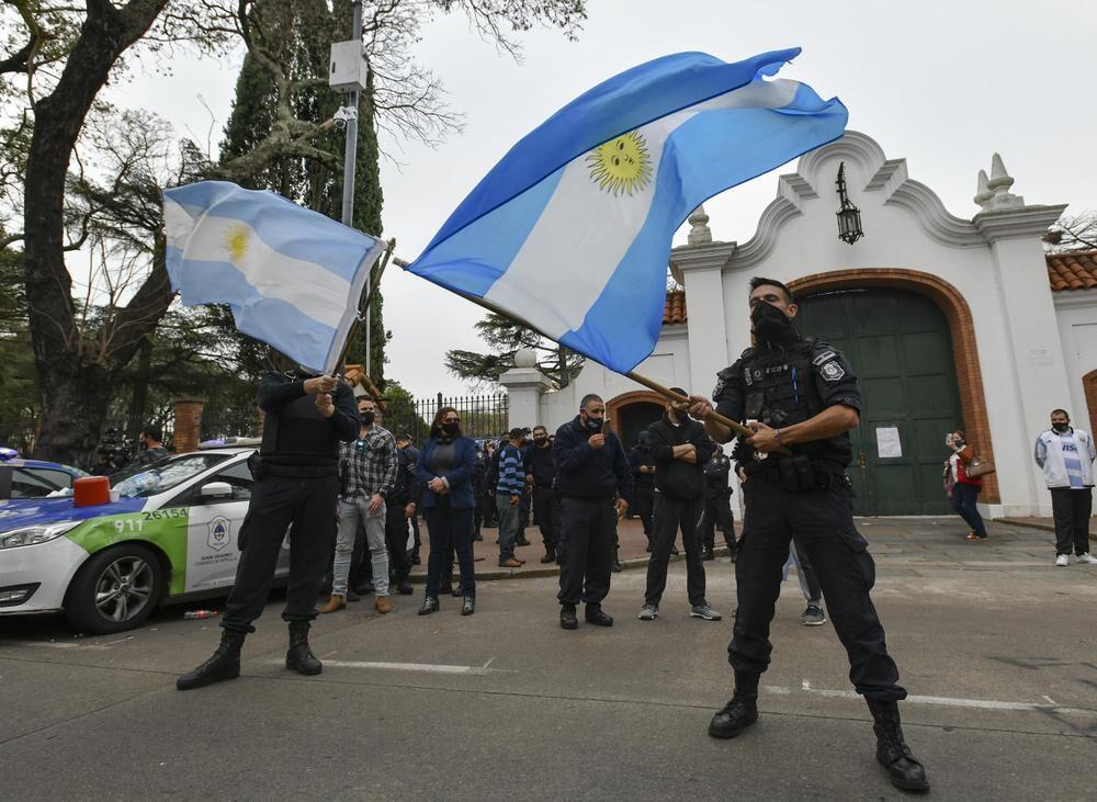 AAL repudia el accionar policial y reafirma su compromiso con la democracia