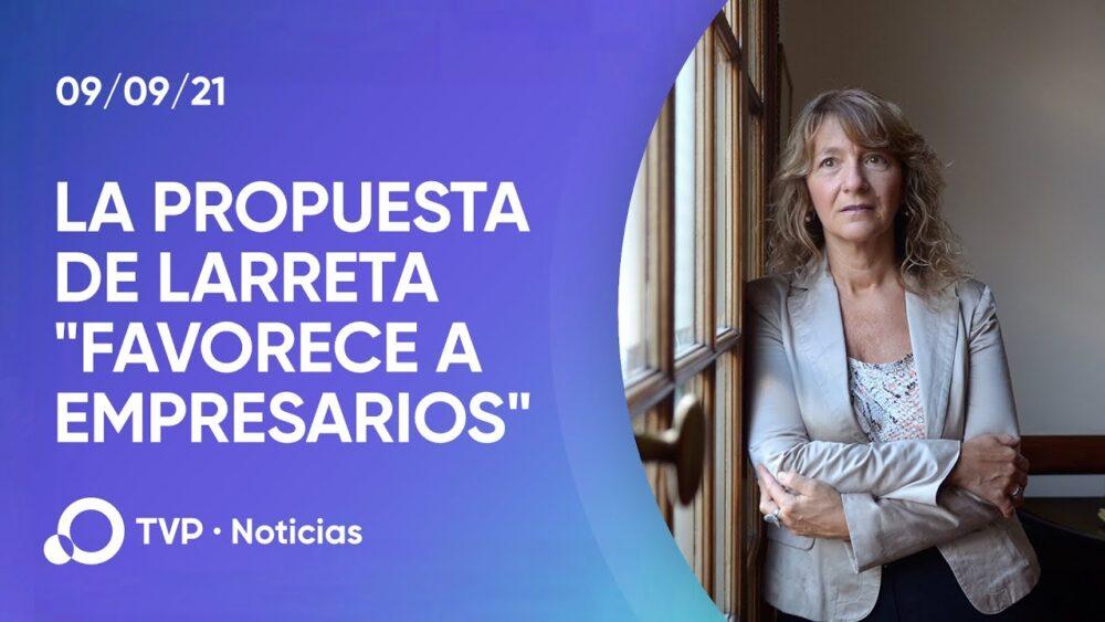 Cynthia Benzión rechaza el proyecto de eliminar la indemnización por despido